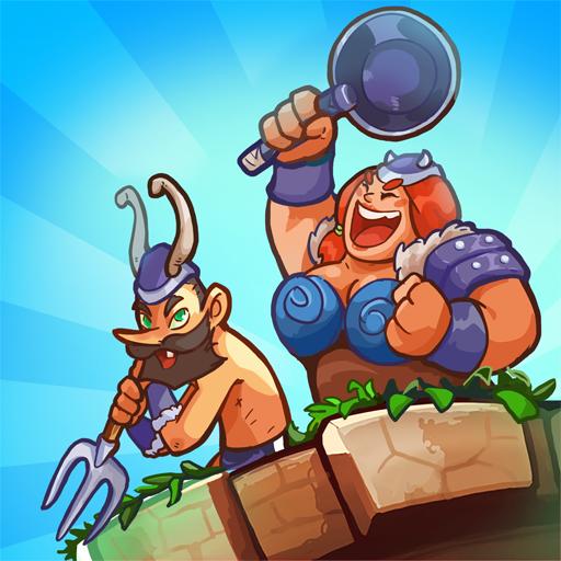 King Of Defense: Battle Frontier v1.3.7 Apk Mod [Gemas Infinitas]