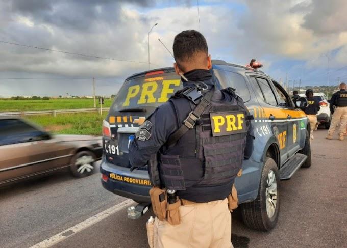 PRF informa locais de paralisação dos caminhoneiros no Paraná