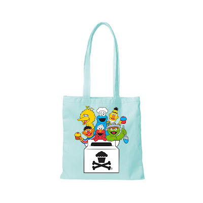 Sesame Street x Johnny Cupcakes T-Shirt Collection