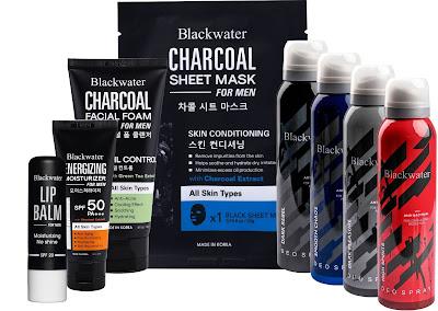 Blackwater Charcoal Facial Foam