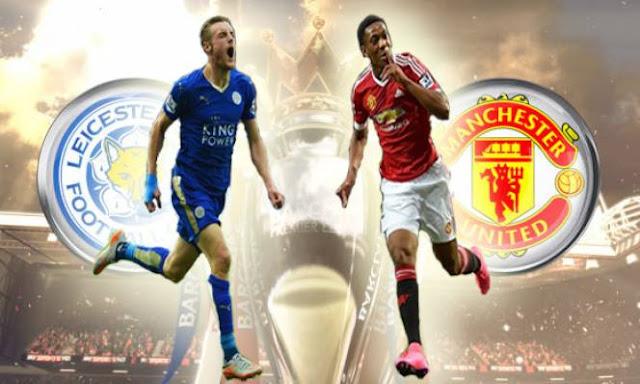 Prediksi Manchester United vs Leicester City 01 Mei 2016