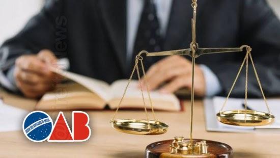 oab organiza pagamento honorarios preve cpc