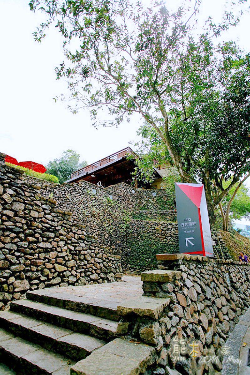 日光湖畔風味飲食舘-梅荷園店|南投日月潭景觀餐廳