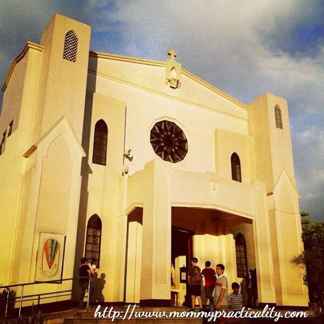Visita Iglesia Route in Quezon City