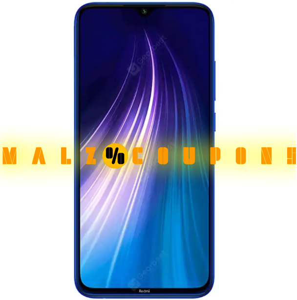 smartphone Brand Note 8 Global Version 4+64GB ( Discount 24%OFF )