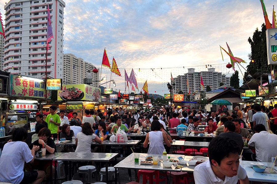 Kinh nghiệm du lịch Penang Malaysia tự túc chi tiêu đến tham quan, ăn uống