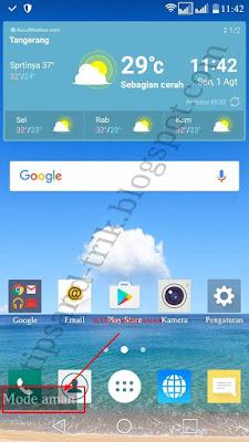 Hamparan Layar Terdeteksi Di Android Marshmallow