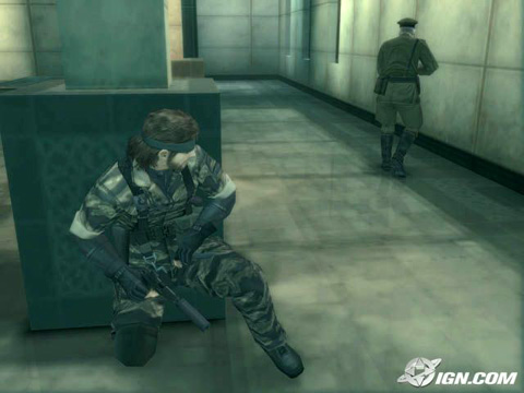 Metal gear solid 3: snake eater playstation 2 (ps2) iso.