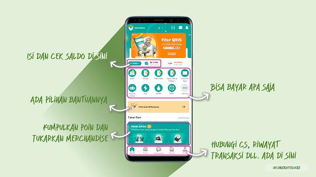TopindoPay, Aplikasi Bayar Tagihan Listrik Online