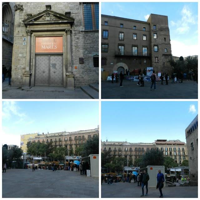 Free Walking Tour em Barcelona - Plaça de la Seu