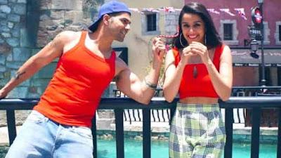 Varun Dhawan Shraddha Kapoor announce the Street Dancer 3D Trailer release date