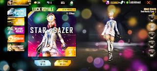 New Star Gazer bundl in Free Fire: All you need to know