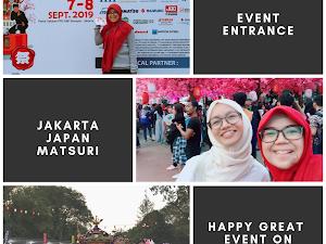 Hubungan Baik Antara Indonesia dan Jepang di JAK-Japan Matsuri 2019