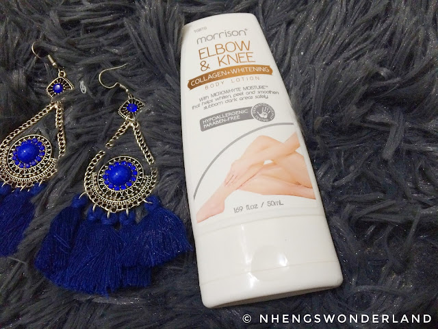 Morrison Elbow & Knee Collagen-Whitening Lotion Review