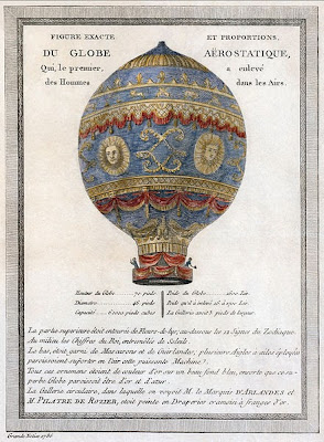 Plans for the Montgolfier Balloon