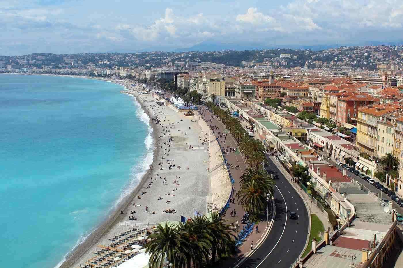nice, france - 8 best places to visit in europe in spring