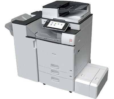 nguyên lý hoạt động máy photocopy