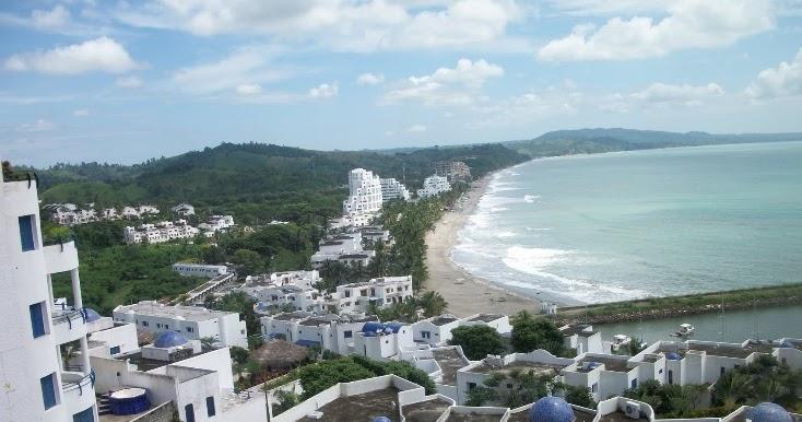 Turismo en Ecuador  Playa de Same  Viajes Turismo Aventura y Lugares turisticos de Ecuador Playas