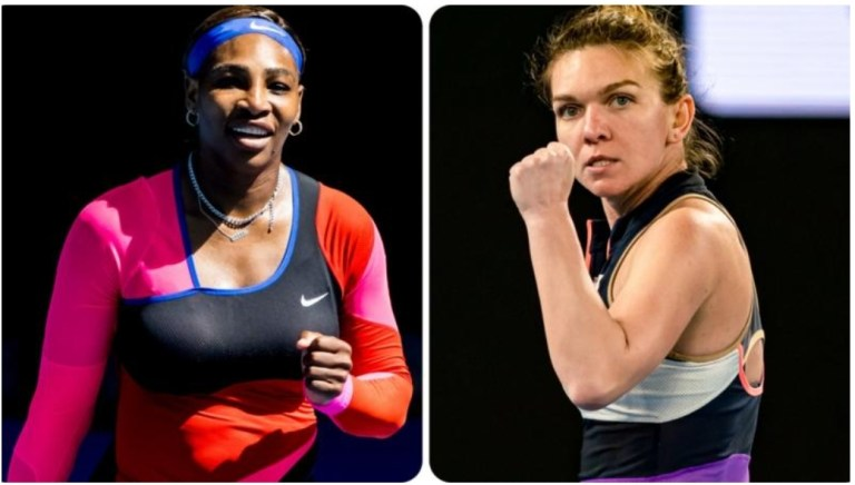 Williams beats Halep to set up Australian Open semi-final meeting with  #Arewapublisize