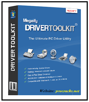 Driver Toolkit 8.6.1 Crack Patch + License Key (latest)