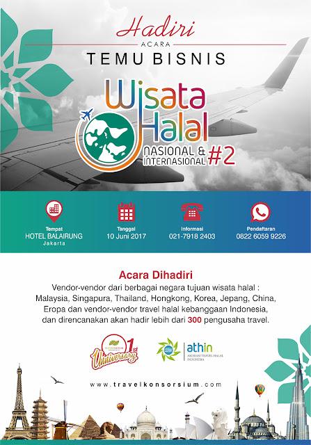 temu bisnis wisata halal 2