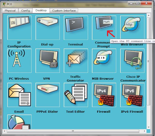 Cara Membuat Jaringan LAN Menggunakan Cisco Packet Tracer,