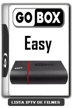 Gobox Easy Nova Atualização USB Correção No Sistema V1.0.58 - 14-01-2020