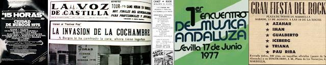 PRIMEROS FESTIVALES GUALBERTO