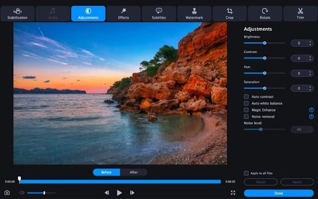 أفضل برنامج لتحويل صيغ الفيديو للكمبيوتر عربي كامل 2020 مجانا