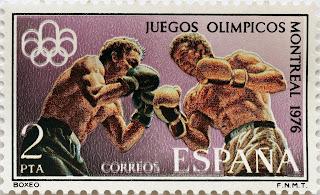 JUEGOS OLÍMPICOS MONTREAL 1976. BOXEO