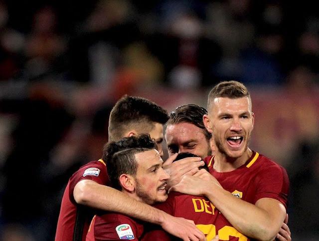 Defrel Gol Roma