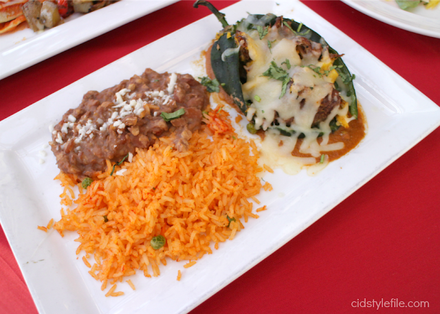 foodie, brunch, chile relleno, downtown disney, eggs, potatoes, breakfast, mexican, gigasavvy, social club, food blogger, lifestyle