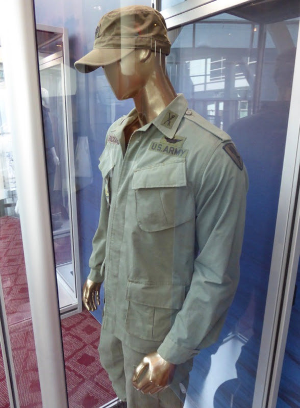 Preston Packard Kong Skull Island costume