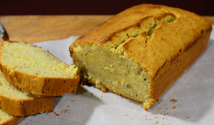 Plantain Bread Cake