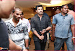 Ram Charan at Krish Wedding Ceremony