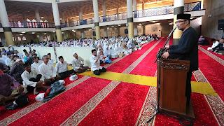 Ridwan Kamil dan Calon Jamaah Haji 2016