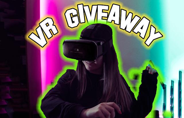 ΔΙΑΓΩΝΙΣΜΟΣ: Τελευταία Ευκαιρία να κερδίσεις ένα VR HeadSet!
