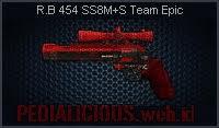 R.B 454 SS8M+S Team Epic