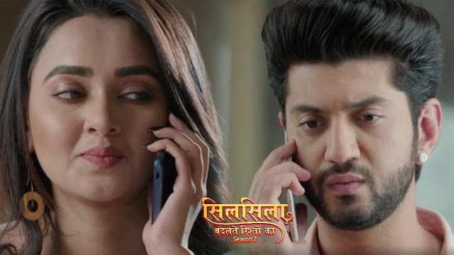 HeartBroken : Mishti blames self for Ruhaan Veer's enmity in Silsila Badalte Rishton Ka