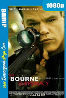 La supremacía de Bourne (2004) HD 1080p Latino-Ingles