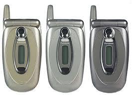 Spesifikasi Handphone Panasonic X88