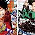 Kimetsu no Yaiba es el manga más vendido del año, dejando a One Piece atrás