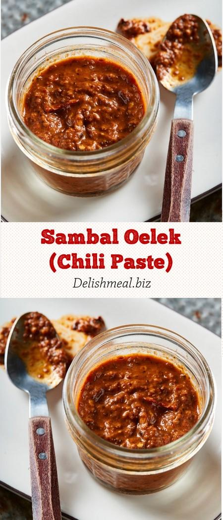 Sambal Oelek (Chili Paste)