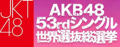 JKT48 won't participate on AKB48 World Senbatsu Sousenkyo