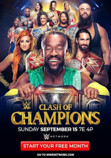 Download WWE PPV Clash Of Champions 2019 Full Episode HD 360p