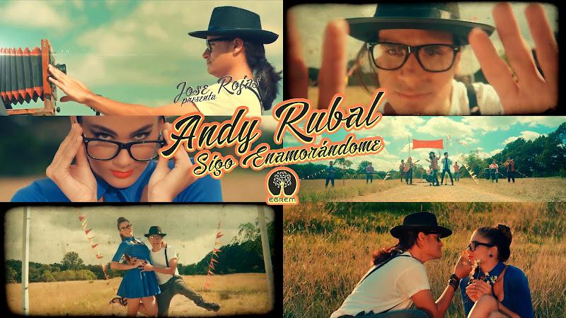 Andy Rubal - ¨Sigo Enamorándome¨ - Videoclip - Director: Jose Rojas. Portal Del Vídeo Clip Cubano
