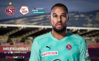 PES 2021 Faces Joël Kiassumbua by CongNgo