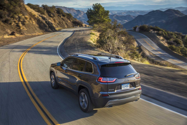 2021 Jeep Cherokee Review