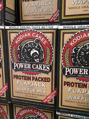 Put breakfast back into your morning with Kodiak Power Cakes Flapjack and Waffle Mix