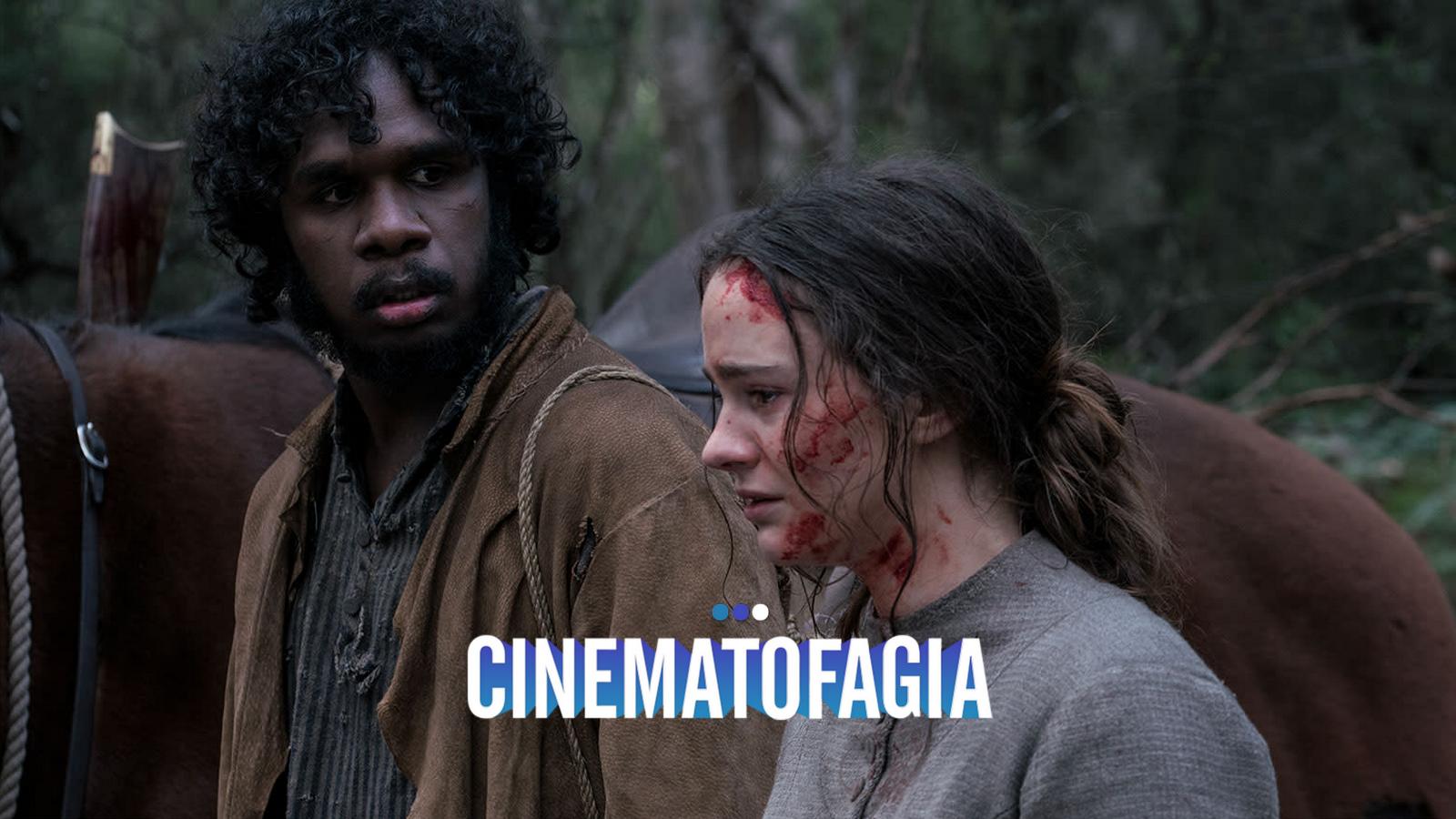 """Da mesma diretora de """"O Babadook"""", """"The Nightingale"""" coloca uma fatia histórica deprimente como propulsor de sua heroína branca"""